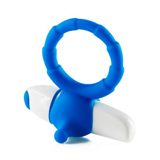 Anillo Vibrador My Favorite Azul