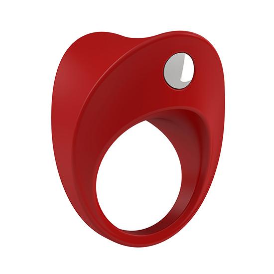 Anillo Vibrador OVO B11 Rojo