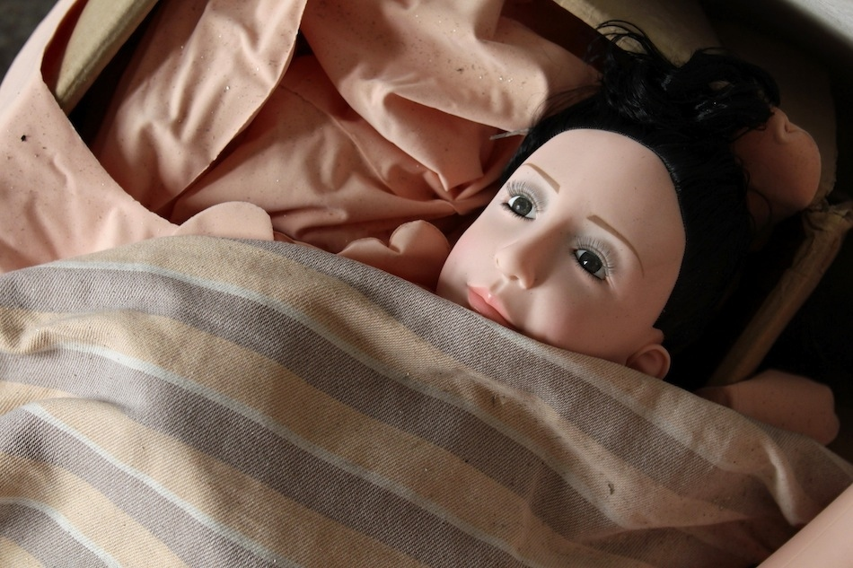 La globalización de las muñecas hinchables